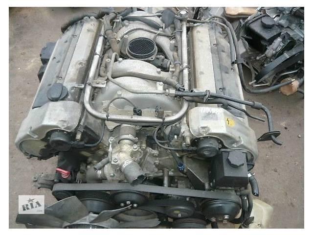 бу Детали двигателя Двигатель Mercedes S-Class 5.0 в Ужгороде