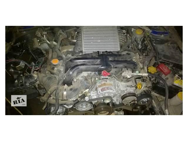 бу Детали двигателя Двигатель Subaru Forester 2.5 в Ужгороде