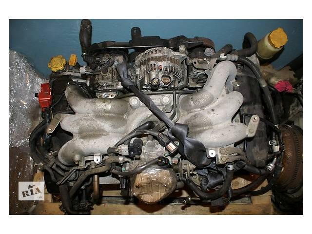 купить бу Детали двигателя Двигатель Subaru Tribeca 3.6 в Ужгороде