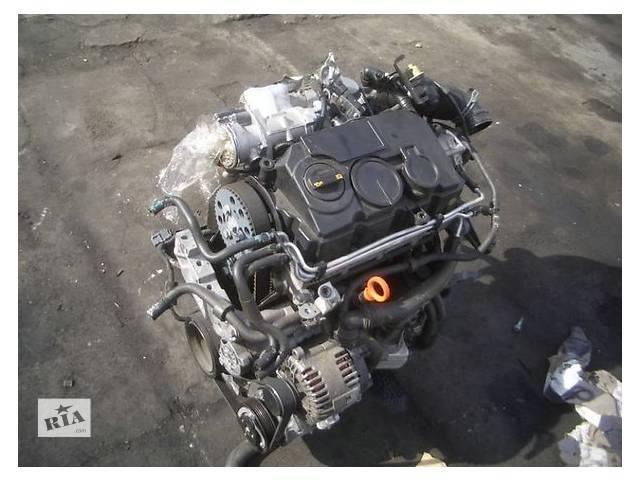 купить бу Детали двигателя Двигатель Volkswagen Caddy 1.9 TDi в Ужгороде