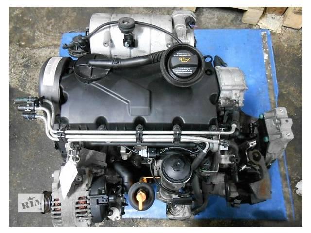 бу Детали двигателя Двигатель Volkswagen Caddy 2.0 SDI в Ужгороде