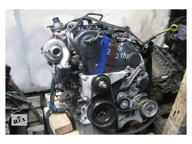 бу Детали двигателя Двигатель Volkswagen Crafter 2.0 TDi в Ужгороде