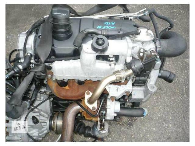продам Детали двигателя Двигатель Volkswagen Golf IV 1.9 TDi бу в Ужгороде