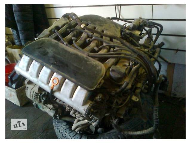 бу Детали двигателя Двигатель Volkswagen Golf IV 2.8 в Ужгороде