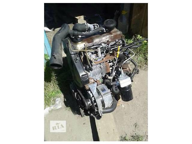 продам Детали двигателя Двигатель Volkswagen Jetta 1.6 TD бу в Ужгороде