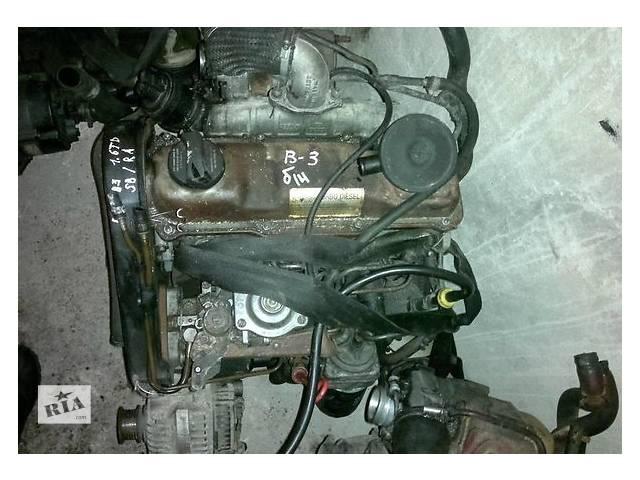 Детали двигателя Двигатель Volkswagen Passat 1.6 D- объявление о продаже  в Ужгороде