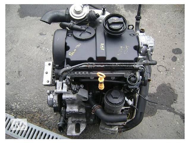 купить бу Детали двигателя Двигатель Volkswagen Polo 1.4 TDi в Ужгороде