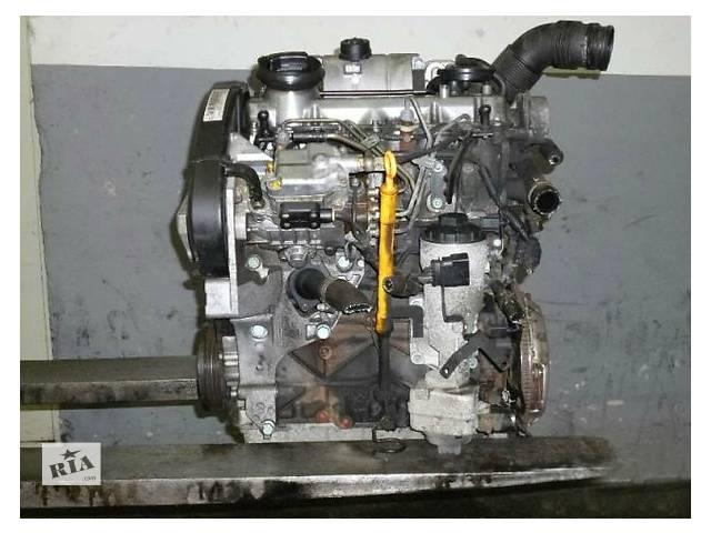 Детали двигателя Двигатель Volkswagen Polo 1.9 SDI- объявление о продаже  в Ужгороде