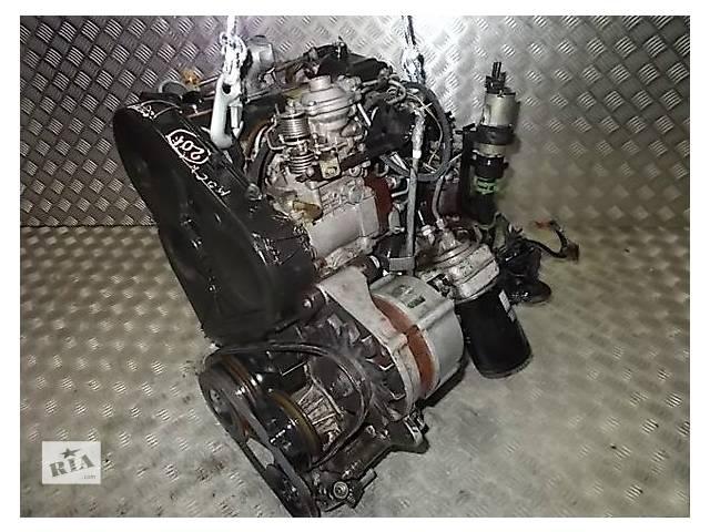 купить бу Детали двигателя Двигатель Volkswagen T2 (Transporter) 1.6 D в Ужгороде