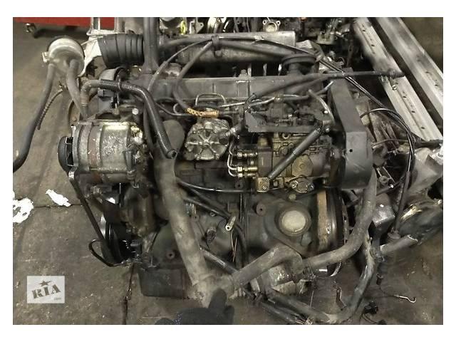 Детали двигателя Двигатель Volkswagen T3 (Transporter) 1.7 D- объявление о продаже  в Ужгороде