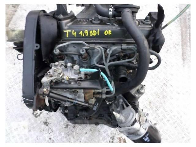 купить бу Детали двигателя Двигатель Volkswagen T4 (Transporter) 1.9 D в Ужгороде