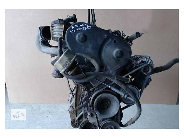 купить бу Детали двигателя Двигатель Volkswagen T4 (Transporter) 2.5 TD в Ужгороде