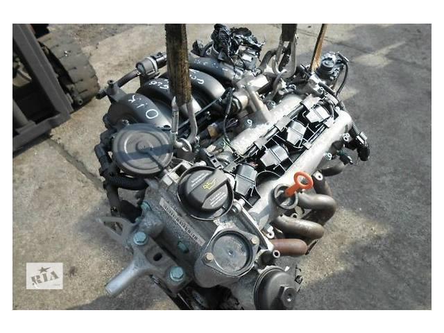 бу Детали двигателя Двигатель Volkswagen Touran 1.6 в Ужгороде