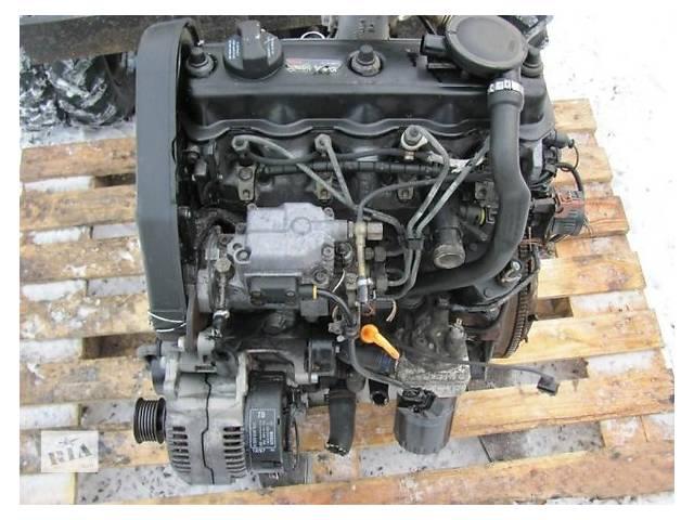 продам Детали двигателя Двигатель Volkswagen Vento 1.9 TD бу в Ужгороде