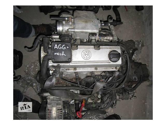 бу Детали двигателя Двигатель Volkswagen Vento 2.0 в Ужгороде