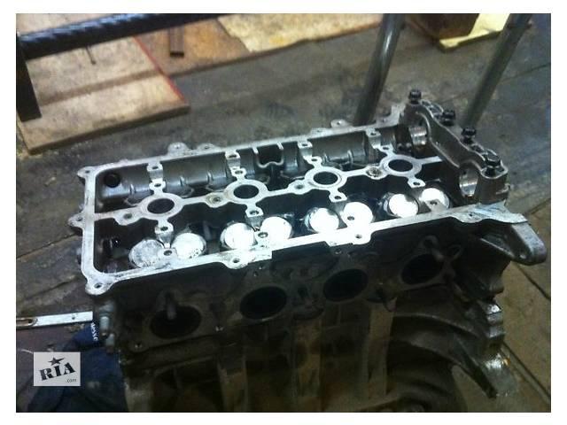 бу Детали двигателя Головка блока KIA Rio 1.6 в Ужгороде