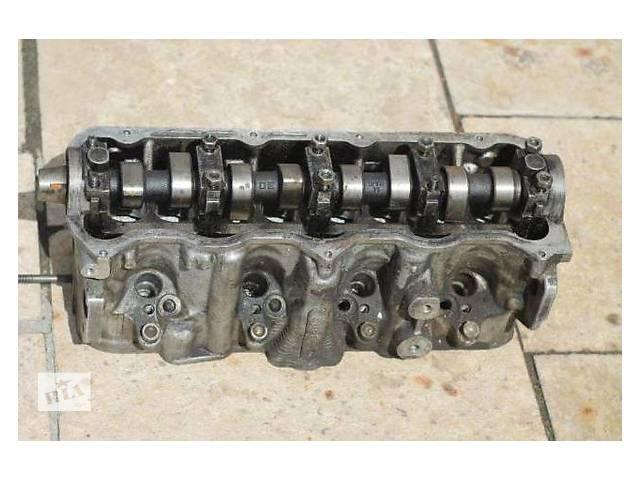 Детали двигателя Головка блока Volkswagen Caddy 1.9 SDI- объявление о продаже  в Ужгороде