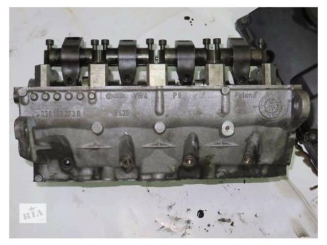 Детали двигателя Головка блока Volkswagen Jetta 1.9 TDi- объявление о продаже  в Ужгороде
