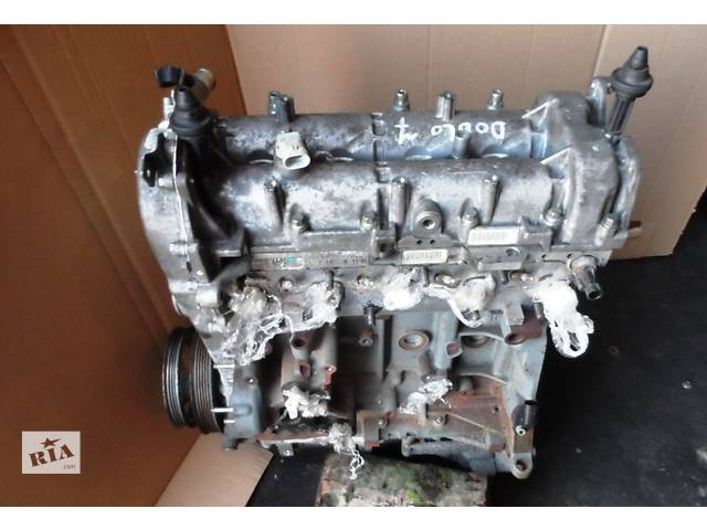 купить бу Детали двигателя Мотор, Двигатель, Двигун ,ДВС Fiat Doblo Фіат Фиат Добло 1.3 MultiJet 2005-2012 в Ровно