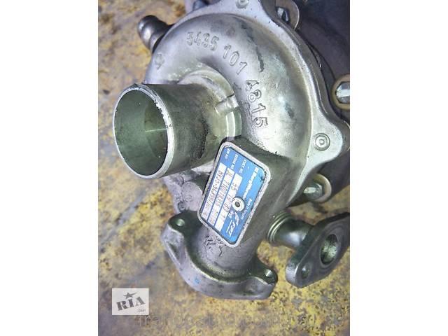 бу Детали двигателя Турбина Fiat Doblo 1.3 JTD в Ужгороде
