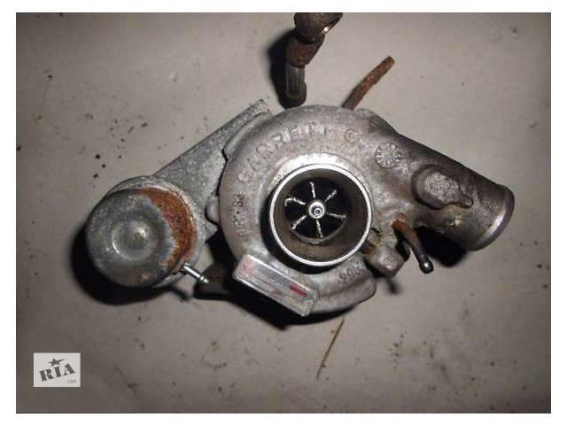 купить бу Детали двигателя Турбина Fiat Doblo 1.9 JTD в Ужгороде