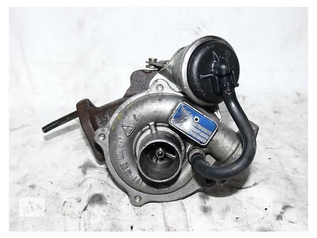купить бу Детали двигателя Турбина Fiat Ducato 1.9 TD в Ужгороде