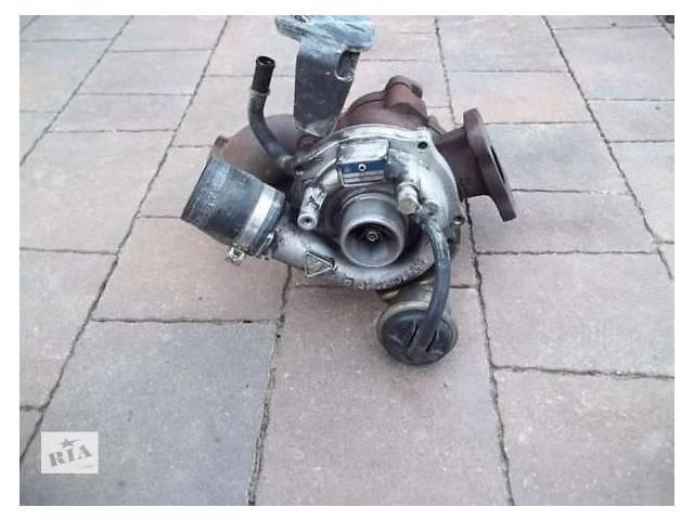 купить бу Детали двигателя Турбина Fiat Ducato 2.0 JTD в Ужгороде