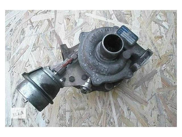 бу Детали двигателя Турбина Fiat Punto 1.3 JTD в Ужгороде