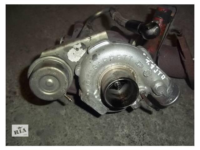 купить бу Детали двигателя Турбина Fiat Tempra 1.9 TD в Ужгороде
