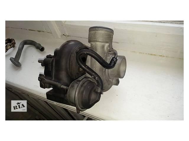 Детали двигателя Турбина Jeep Cherokee 2.1 TD- объявление о продаже  в Ужгороде