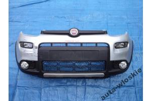 б/у Бампер передний Fiat Panda