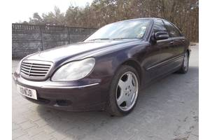 б/у Бампер передний Mercedes S-Class