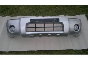 б/у Бампер передний Nissan Navara