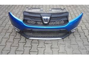 б/у Бампер передний Renault Sandero