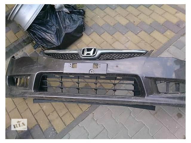 Детали кузова Бампер передний Honda Civic- объявление о продаже  в Ужгороде
