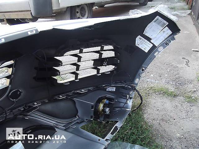 Детали кузова Бампер передний Легковой Volkswagen Touareg- объявление о продаже  в Киеве