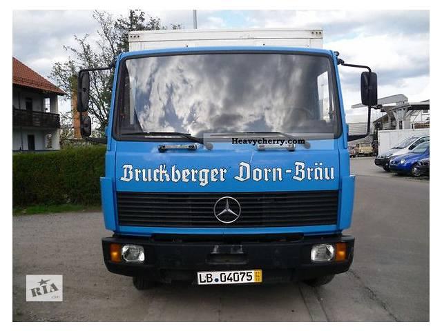 купить бу Детали кузова Бампер передний Mercedes 809 в Ужгороде