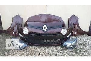 Бампер передний Renault Twingo