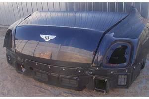 Бампер задний Bentley Continental Flying Spur