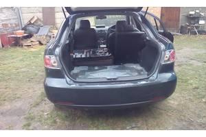б/у Бампер задний Mazda 6