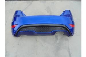 Бамперы задние Ford Fiesta