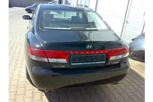 Крышка багажника Hyundai Grandeur