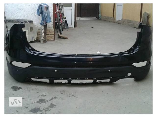 купить бу Детали кузова Бампер задний Hyundai Santa FE в Ужгороде