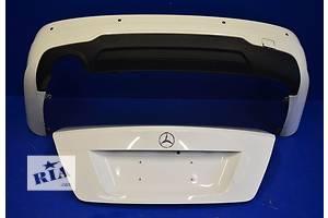 Бамперы задние Mercedes C-Class