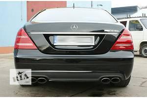 Бамперы задние Mercedes S-Class