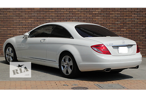 б/у Бампер задний Mercedes CL 550
