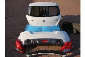 Бамперы задние Suzuki Swift