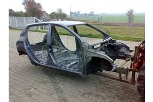 Пороги Hyundai i20