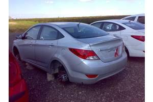 Фонари задние Hyundai Solaris