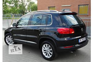 Четверти автомобиля Volkswagen Tiguan